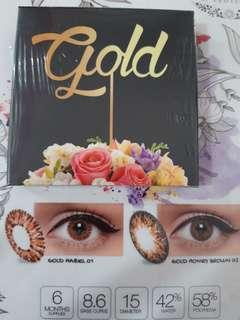 Softlens ICE Gold