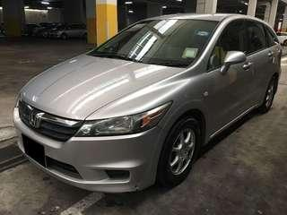 29.03 TO 01.04 FRI-MON HONDA STREAM $225 (P PLATE WELCOME) (FREE PICKUP AT SEMBAWANG MRT)