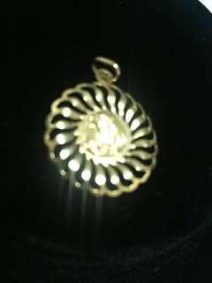 💯18k Gold Pendats💯 ◀️Swipe