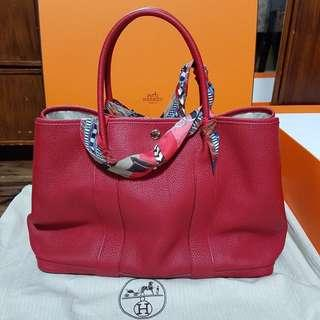 Hermes Garden Party NEGONDA bag (Authentic)