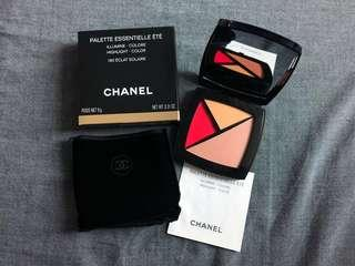 Chanel Palette (highlighters + blush)