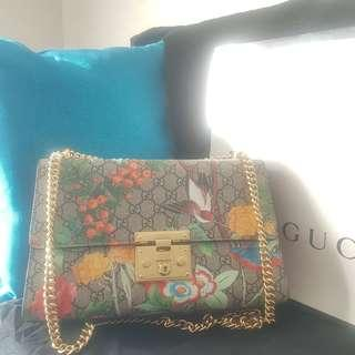 gucci tian padlock medium