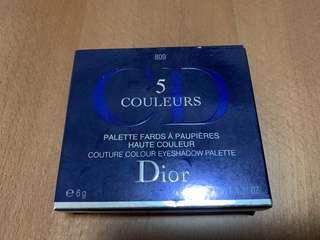 Dior 5 couluers