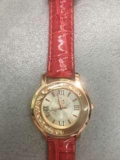 Lady fashion crystal Watch