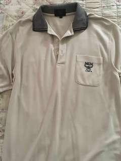 Mcm vintage polo shirt 100% AUTHENTIC