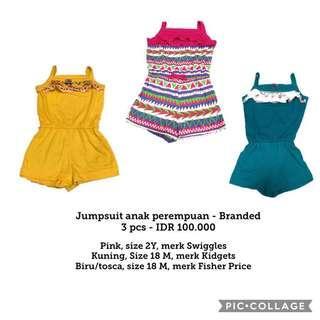 Girls Clothes 12M, 3 pcs