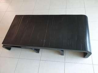 Versatile and beautiful wooden coffee table