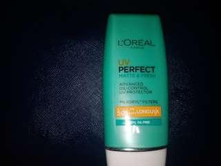 L'Oréal UV Perfect Matte & Fresh