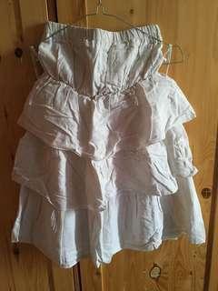 White Tube Dress #paydaymaret