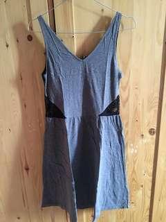 H&M Divided Brocade Dress #paydaymaret