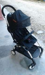 Kiddopotamus Compact stroller