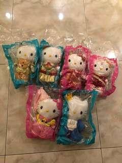 MacDonalds Hello Kitty Millennium Collection