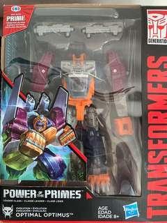Transformers optimal Optimus brand new