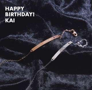 [PO] EXO XiuMin Birthday Bracelet SM Official