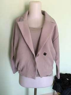 Jaket model blazer
