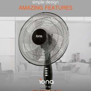 FREE DELIVERY!! IONA Standing Fan / Cooling Fan / Humidifier / Tower Fan / Desk Fan / Mini Fan / Big Fan / Air Care / Wall Fan / Aircon