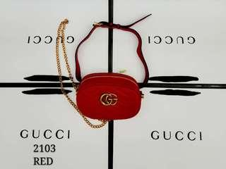 Gucci pouch / slingbag