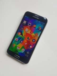 Samsung Galaxy S5.  Hk version