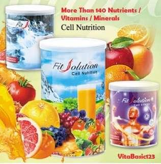 🚚 Cellular Nutrition from Switzerland R & D in Germany. Made in Switzerland