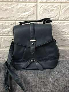Sling bag less femes