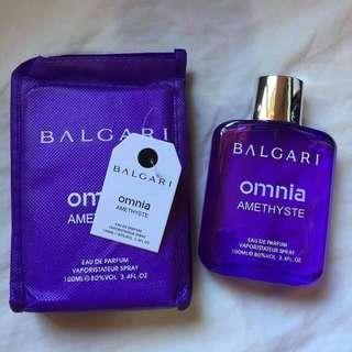 Bvlgari Amethyst Perfume