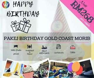 Birthday Special Gold coast Morib