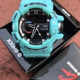 G-Shock jam tangan pria casio GMIK GBA400