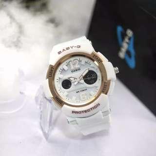 Casio Baby G ga 120 jam tangan wanita