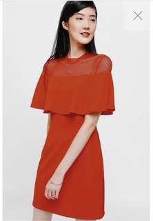 🚚 Love Bonito LB Faldriana Lace Layered Dress