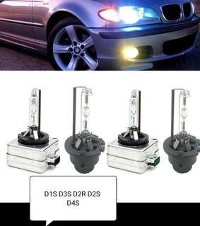 🚚 HID Xenon Headlight Bulb Brand New Suitable for all Cars fitted with stock HID Headlamp