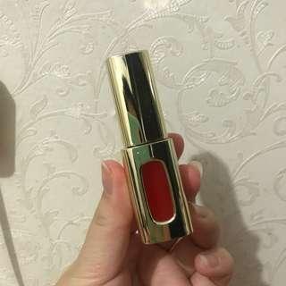 Lip gloss loreal