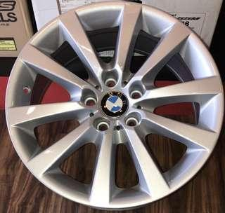 "BN BMW 18"" Rims, 5x120, 18""x8"", Offset 30"