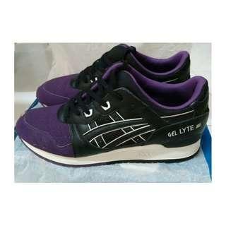 Asics Gel Lyte III Purple/Black