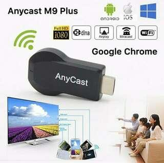 [2019] Anycast M9 Plus 1080P HDMI Wireless Display Dongle