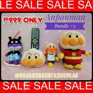Anpanman Sale Bundle #3