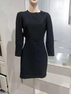 ZARABlack Dress