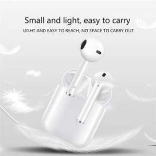 i12 Mini TWS Bluetooth 5.0 Touch Sensor Earphones with Charging Case
