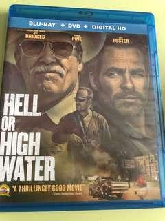 Hell or high water (bluray + dvd)