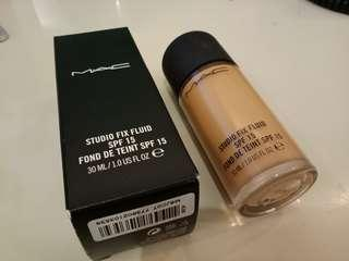 MAC Foundation NC40 (Tidak Nego) for serious buyer only.