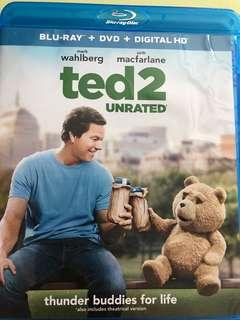 Ted 2 (bluray + dvd)