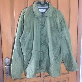 Jacket Parachute green