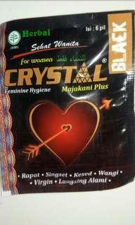 Cristal kewanitaan 😍😍