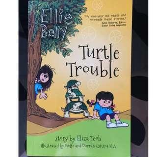 Ellie Belly Turtle Trouble