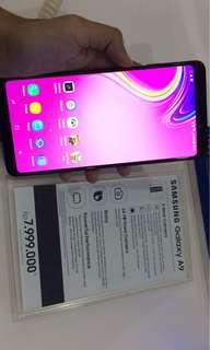 Samsung A9 Bisa Bunga 0% Tanpa Cc