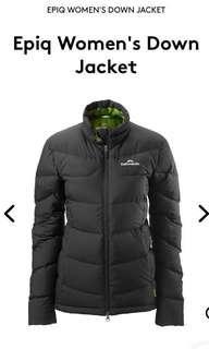 Kathmandu puffer jacket (epiq womens down jacket)