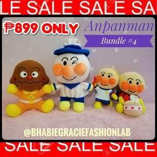 Anpanman Sale Bundle #4