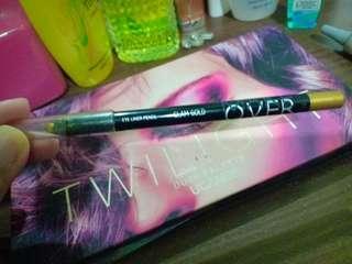 Eyeliner makeover