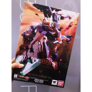 「In Stock」Metal Build OO Gundam Seven Sword / 7G MISB Aisa Ver.