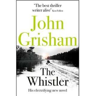 🚚 The Whistler by John Grisham