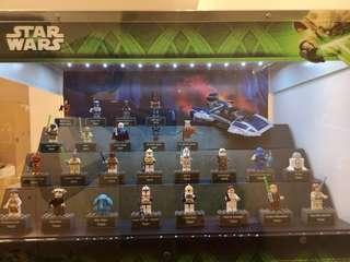 Lego Star Wars Display Box